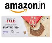 Amazon - Fashion Jewellery, End of Season Sale